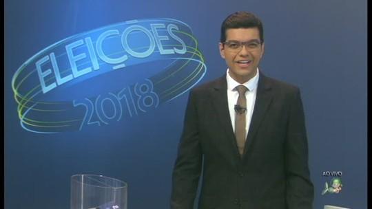 Candidatos ao Governo do Ceará participam de debate na TV Verdes Mares