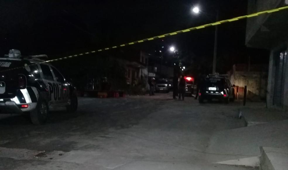 Jovem que deixou facção criminosa foi assassinado durante culto evangélico, segundo testemunhas relataram a policiais (Foto: Arquivo pessoal)