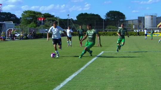 Melhores momentos: Juventude 1 x 3 Corinthians pela Copa RS de futebol Sub-20