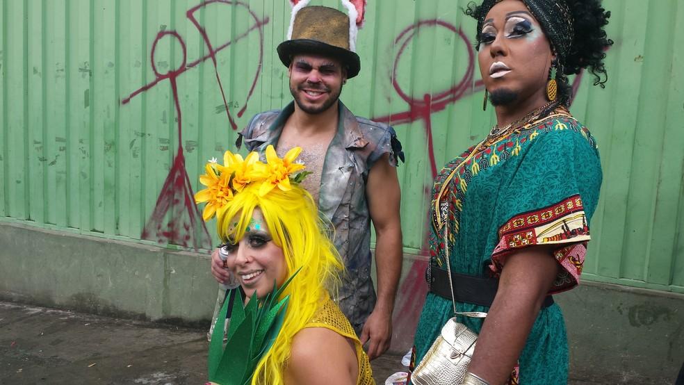 Alô Abacaxi é atração de festa nesta sexta-feira (2) (Foto: Raquel Freitas/G1)