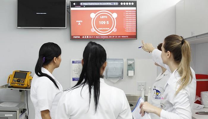 A tecnologia já está sendo usada em hospitais (Foto: Divulgação)