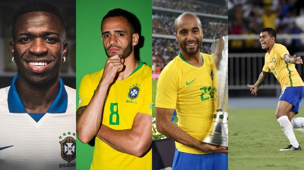 Quem você convocaria para o lugar de Neymar?