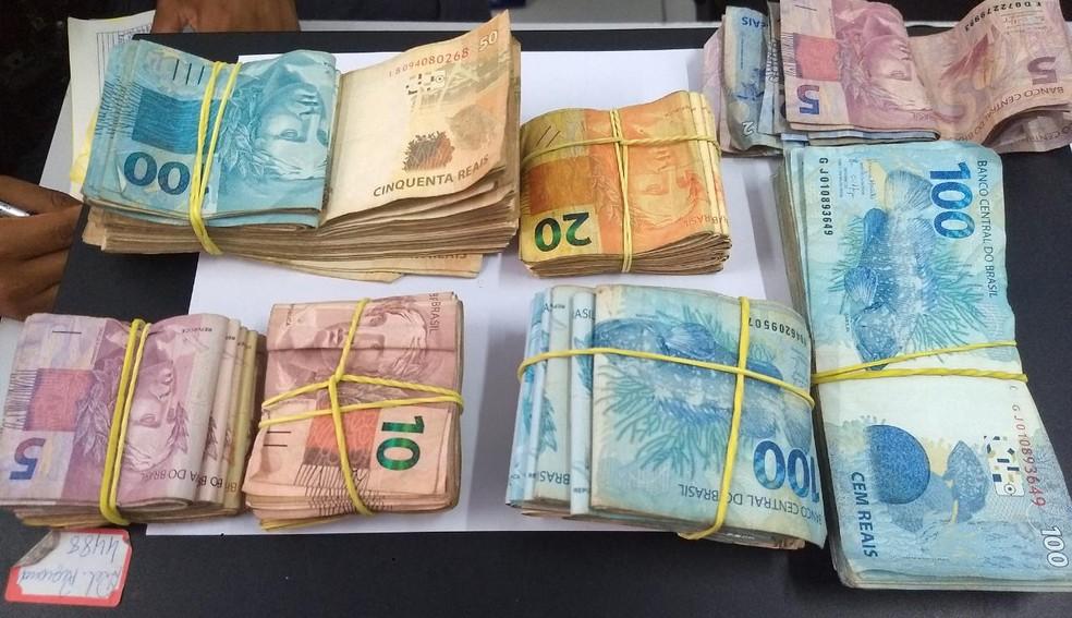 Os criminosos tentaram roubar mais de R$ 35 mil reais da agência dos Correios de Alto Alegre do Maranhão — Foto: Divulgação/Polícia Militar