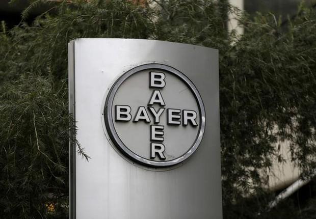 Sede da Bayer em Caracas, Venezuela (Foto: Marco Bello/Reuters)