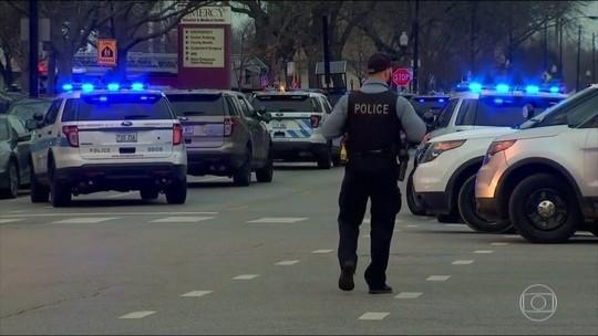 Tiroteio em hospital de Chicago deixa 3 mortos; atirador também morreu
