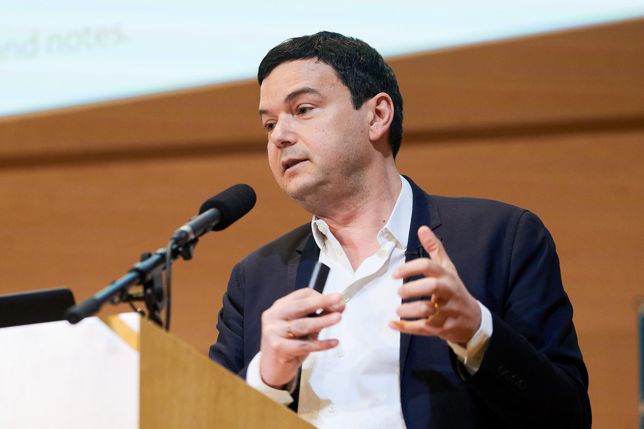 Piketty é considerado um dos grandes pensadores da atualidade (Foto: Flickr/Central European University)