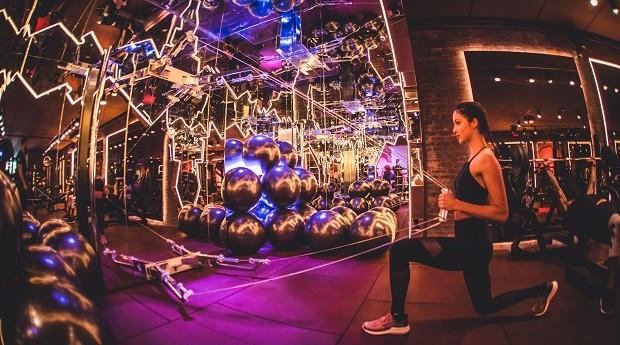 Les Cinq Gym (Foto: Divulgação)