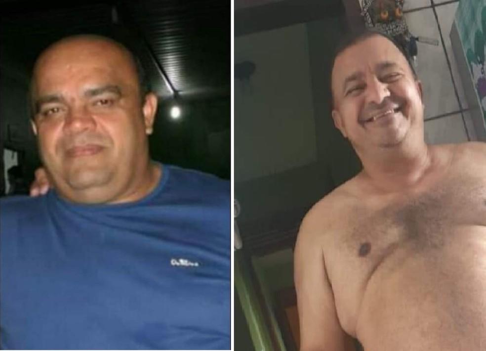 Ivones e Manoel Neto eram irmãos. Comerciantes morreram no mesmo dia por Covid-19 no RN — Foto: Cedidas