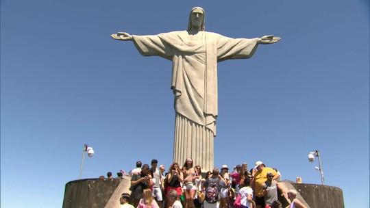 Monumento do Cristo Redentor completa 88 anos