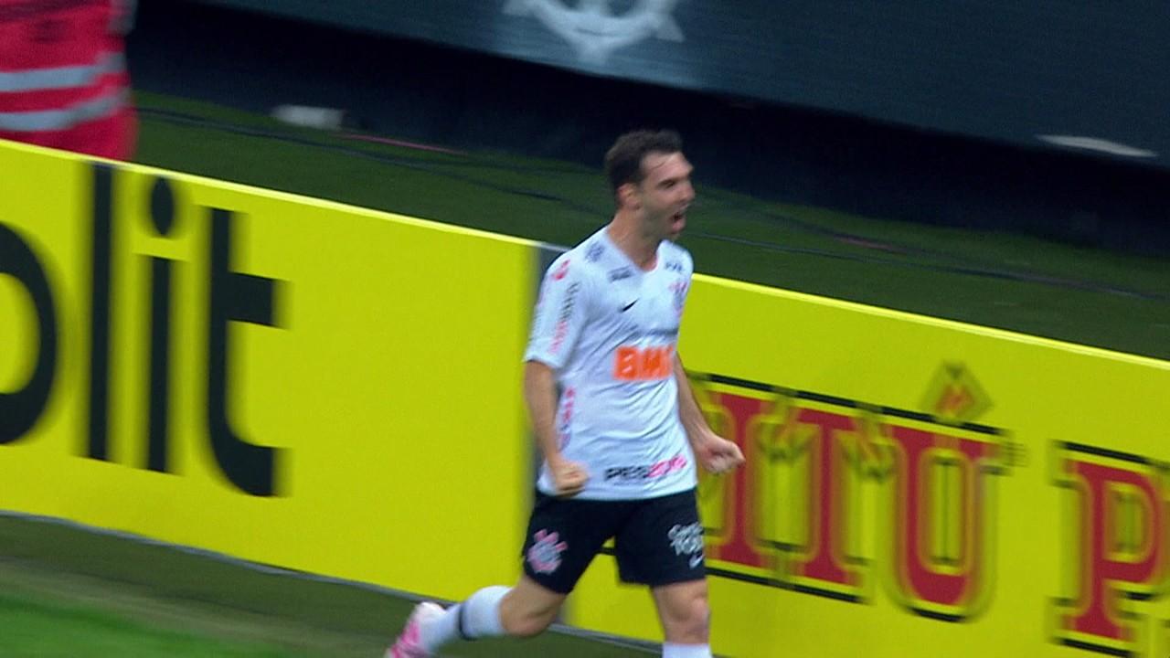 Boselli marcou nos 2 a 0 contra a Chapecoense em 2019