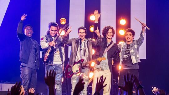 Confira os bastidores do último show de 'Rock Story'