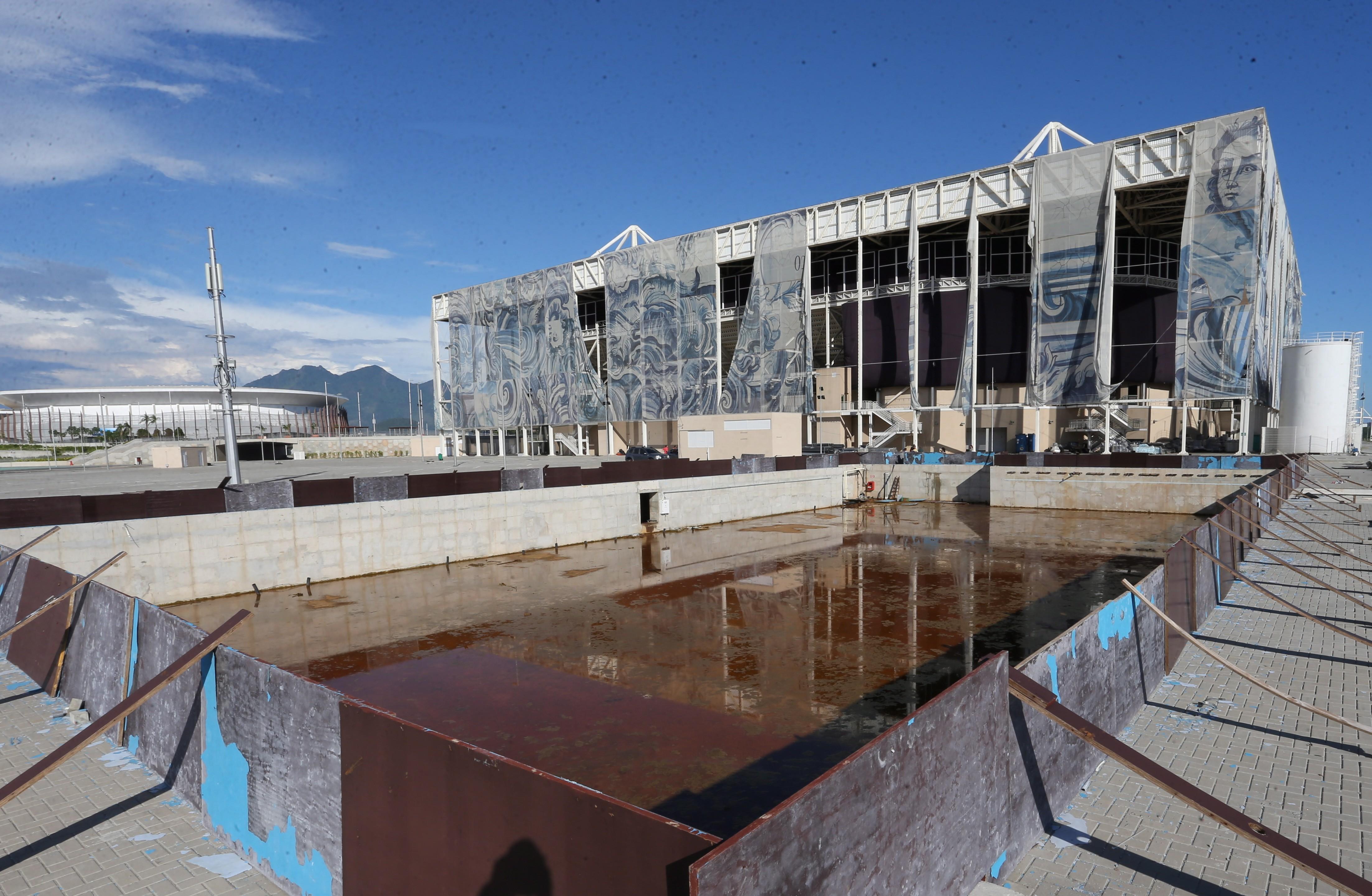 Parque Olímpico, 'legado' da Rio-2016