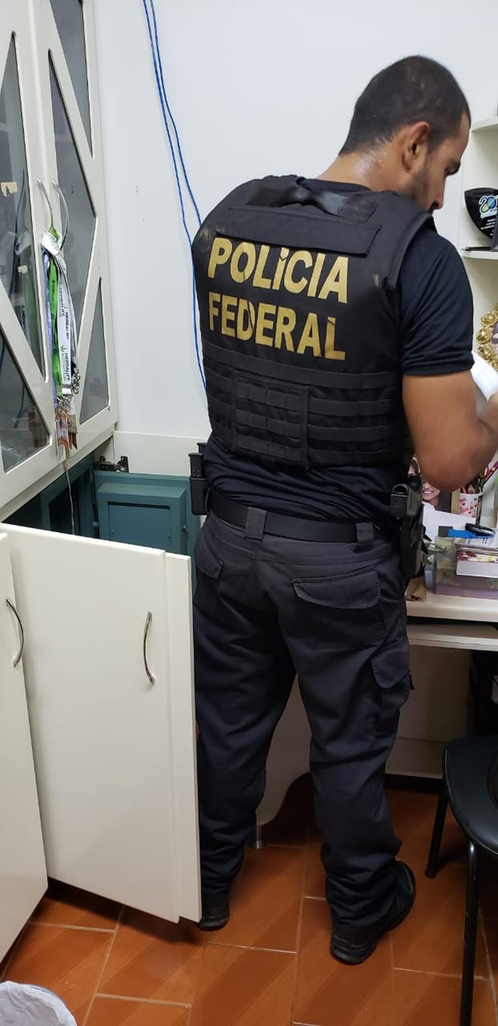 Porteira Aberta 2 — Foto: Polícia Federal de Mato Grosso/Assessoria