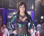 Thammy Miranda como Jô em cena de 'Salve Jorge' | Divulgação/TV Globo