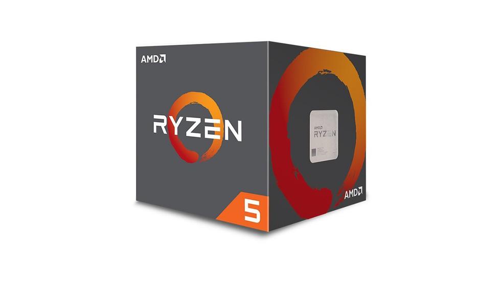 Processador da AMD tem especificações melhores, mas é um pouco mais caro — Foto: Divulgação/AMD