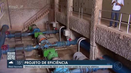 Cemig e Cesama desenvolvem projeto de eficiência energética em Juiz de Fora
