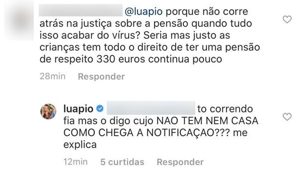 Luana Piovani volta a alfinetar Pedro Scooby na web (Foto: Reprodução / Instagram)