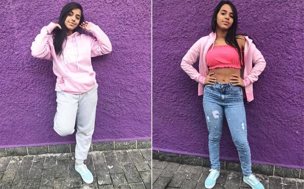 Marielly e Mirella Santos (Foto: Reprodução/Instagram)
