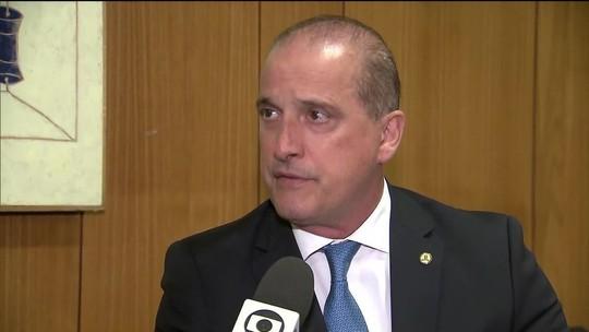 Nomeações de comissionados 'ficha limpa' valem desde 1º de janeiro, diz Onyx