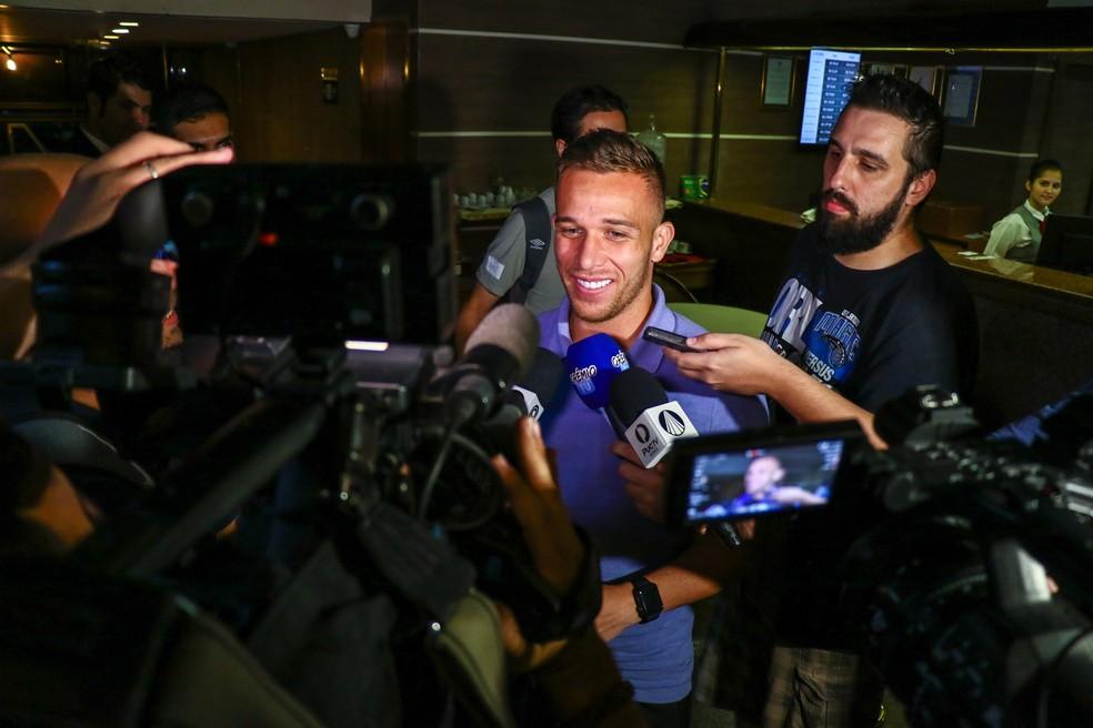 Grêmio não se abala por ficar fora da Copa (Foto: Lucas Uebel/Grêmio/Divulgação)