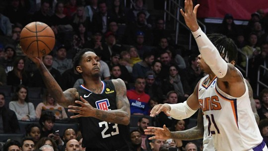 Melhores momentos: Los Angeles Clippers 134 x 107 Phoenix Suns, pela NBA