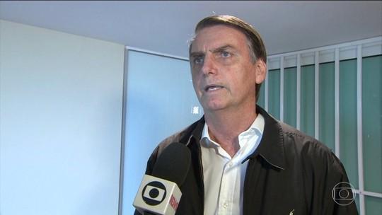 Bolsonaro diz que sempre teve compromisso com a liberdade de imprensa e internet