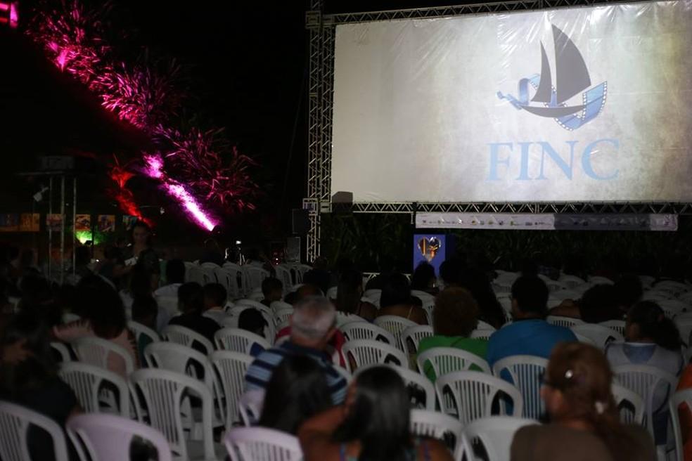 Foto ilustrativa da edição de 2016 do Finc (Foto: Divulgação)