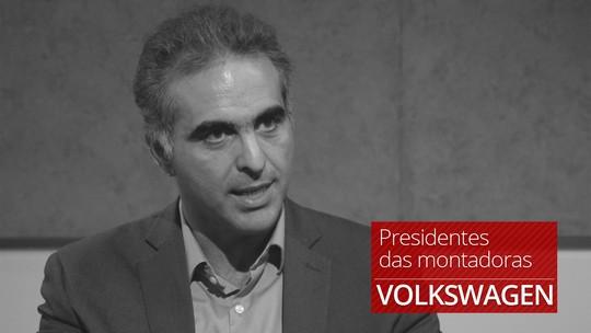 Presidente da Volkswagen diz que não dá para fazer carro barato com nota máxima em segurança