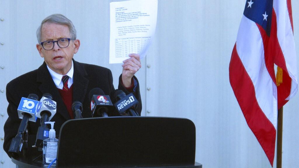 Governo de Ohio, nos EUA, fará sorteios milionários para moradores do estado que se vacinarem contra a Covid-19