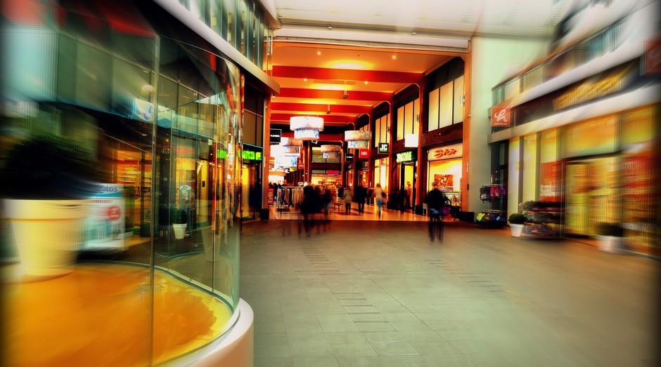 loja, shopping (Foto: Reprodução/Pexels)