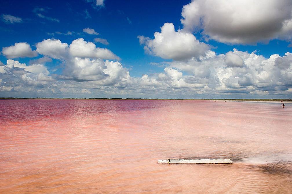 Lago Burlinskoe, na Rússia — Foto: Wikimedia Commons