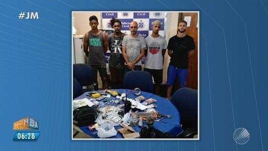 Rave 'Aurora' é encerrada após operação policial na Bahia; mais de 10 pessoas foram detidas com drogas