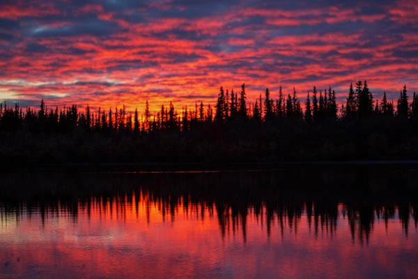 Embora belo, Sobrevivendo Abaixo de Zero prova que o Alasca é perigoso na mesma frequência (Foto: Divulgação)