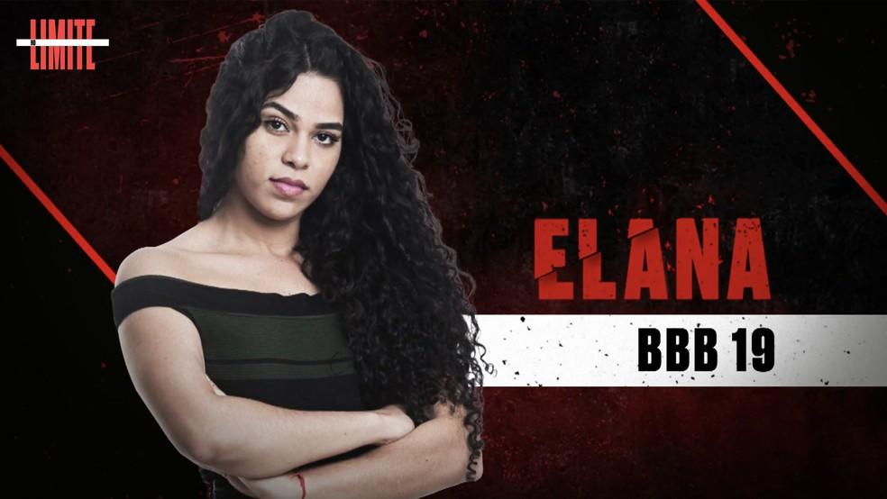 Elana é uma das participantes do 'No Limite' ? Foto: Globo