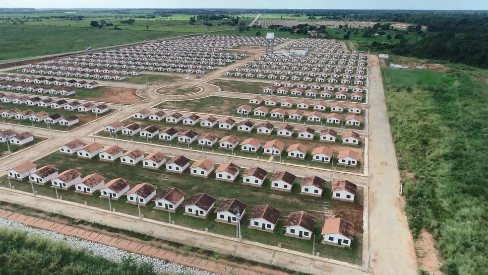 Mais de 4 mil casas populares estão com a construção atrasada no ES