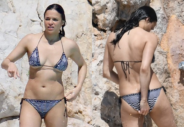 Michelle Rodriguez (Foto: BackGrid e Grosby Group)