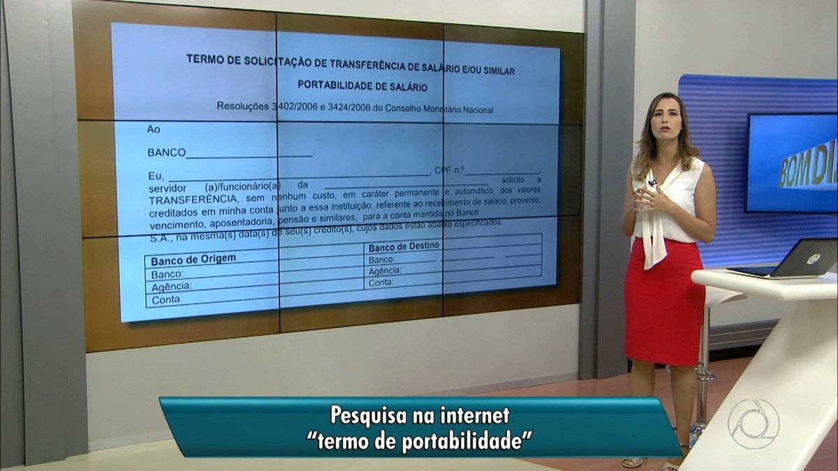 Veja passo a passo para servidor do Governo da Paraíba abrir conta-salário e fazer portabilidade
