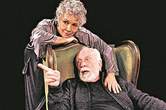 Analu Prestes e Ary Coslov  (Foto: Cristina Granato)