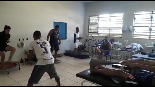 Ambulatório de medicina esportiva completa um ano com 1,5 mil atendimentos em Uberaba