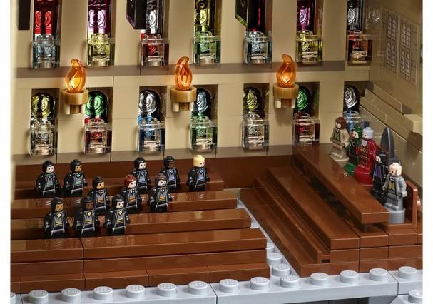 Lego vai lançar Castelo de Hogwarts com mais de 6 mil peças (Foto: Lego/Divulgação)