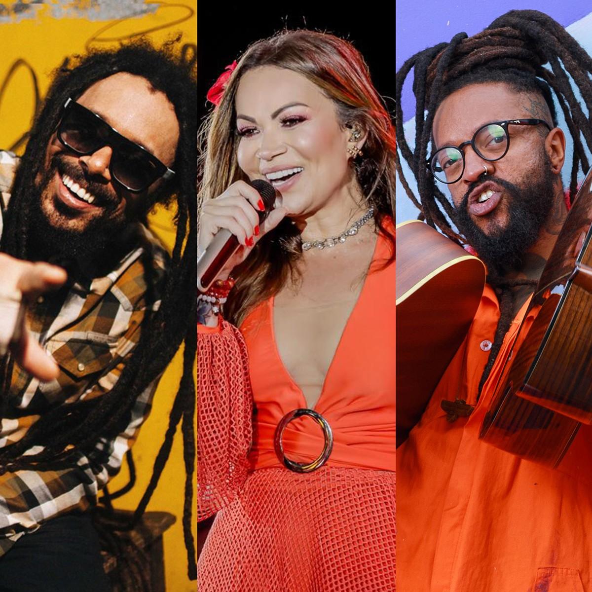 Lives de hoje: Marcelo Falcão, Solange Almeida, Rael e mais shows para ver em casa