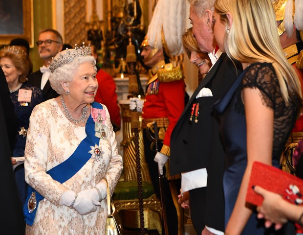 Elizabeth II (Foto: Getty Images)