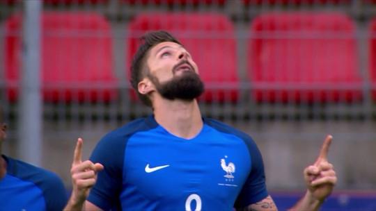 Giroud, Batshuayi, J. Moutinho e dupla de Portugal no sub-20: vote no golaço