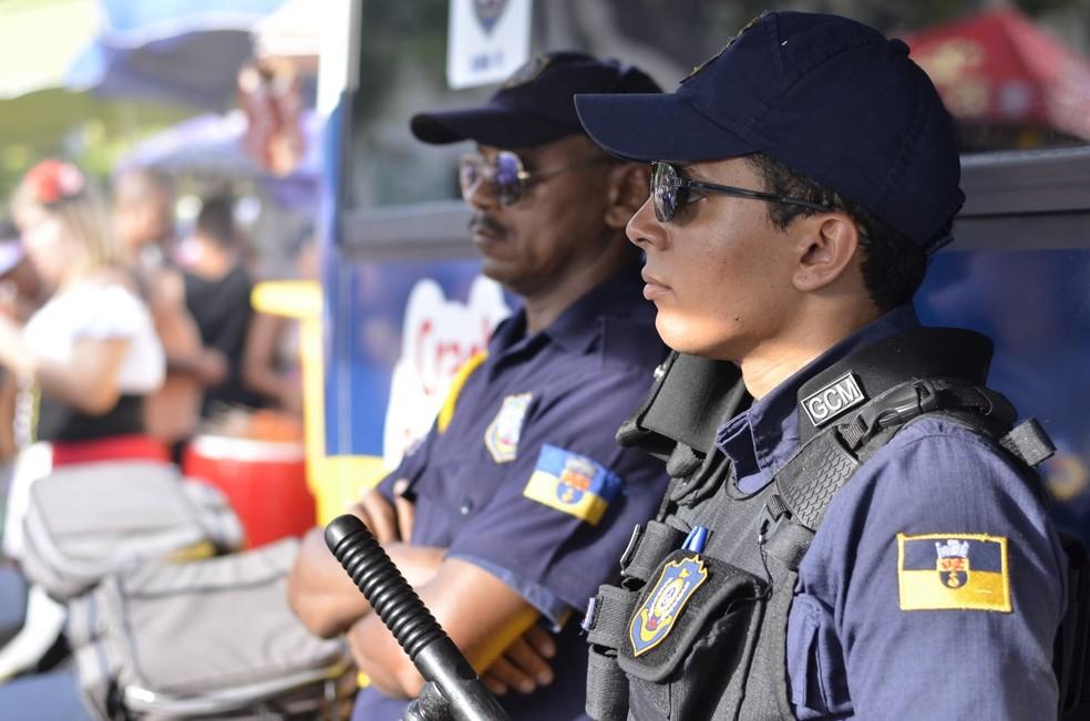 Exército autorizou Prefeitura de Olinda a licitar e adquirir armas de fogo para a Guarda Municipal (Foto: Prefeitura de Olinda/Divulgação)
