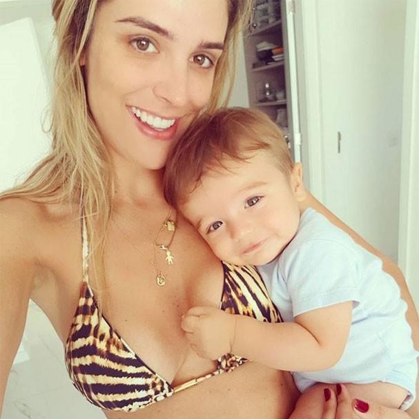 Rafa Brites e Rocco (Foto: Reprodução/Instagram)