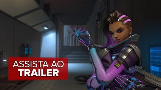 'Overwatch': Sombra, segunda nova personagem do jogo, é lançada