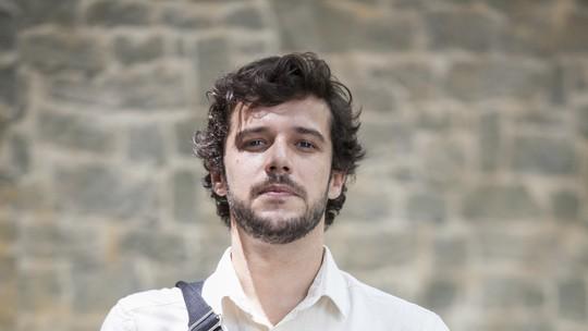 Jayme Matarazzo sobre papel em 'Malhação': 'Sempre me via como aluno'