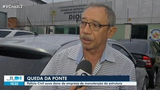 Acidente que derrubou parte de ponte no Pará foi inevitável, diz empresário que fazia manutenção da Alça-Viária
