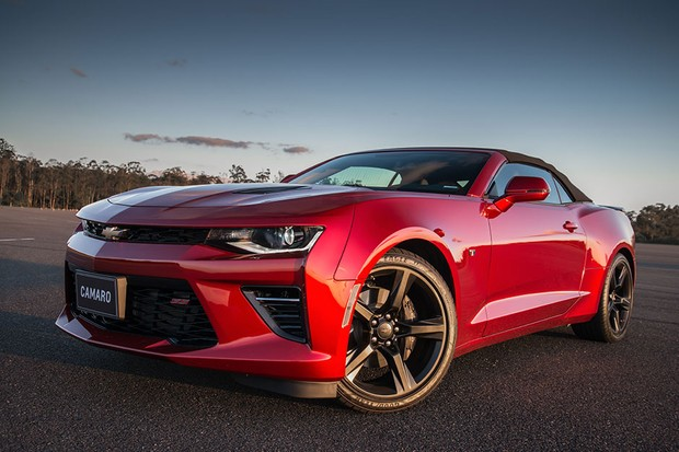 Chevrolet Camaro 2017 (Foto: General Motors)