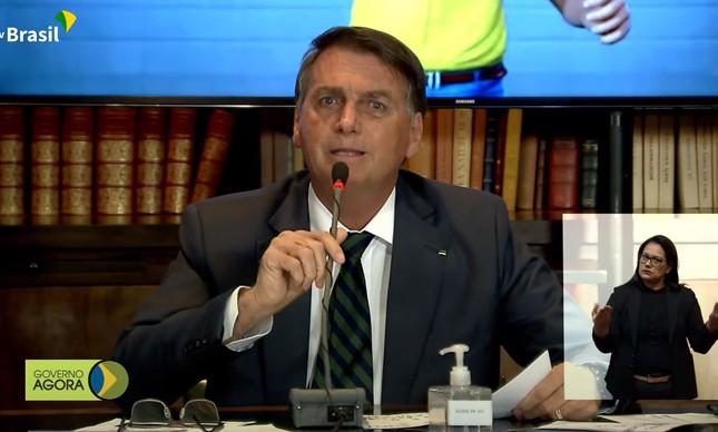 Bolsonaro admitiu em live na última quinta-feira (29) que não apresentaria provas de fraude eleitoral, mas disseminou uma série de informações falsas sobre urnas eletrônicas